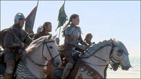 Riding Into Battle 2