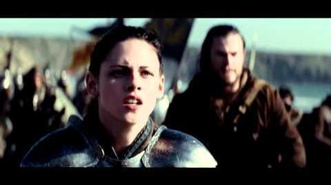 Blanca Nieves y El Cazador trailer oficial en español