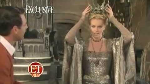 Snow White and the Huntsman - Charlize Theron Interview
