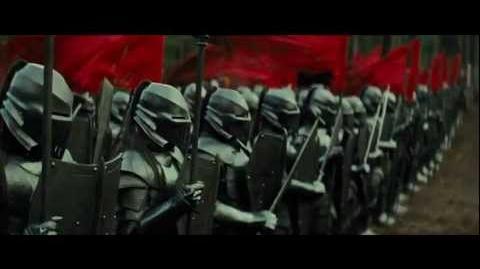 Snow White & the Huntsman Teaser Trailer