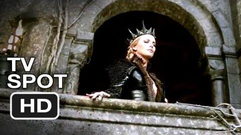 Snow White & the Huntsman Extended TV SPOT - Charlize Theron Movie (2012) HD