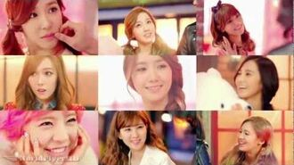 Girls' Generation (소녀시대) - Baby Maybe (1080 HD)