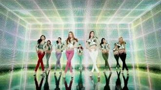 GIRLS`GENERATION 少女時代 GALAXY SUPERNOVA Music Video Dance ver.