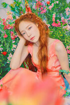 Happy Taeyeon promo photo