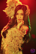 SNSD Tiffany Holiday Night Promotional Picture 4