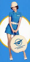 Girls & Peace 2nd Japan Tour Seohyun Promo 5