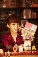 Girls' Generation Taeyeon Oh! promo photo