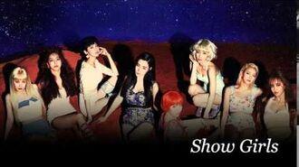 """Girl's Generation """"Show Girls"""" MV (Korean Ver.)"""