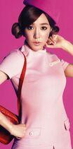 Girls & Peace 2nd Japan Tour Tiffany Promo 2