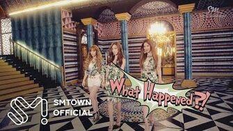 Girls' Generation-TTS 소녀시대-태티서 'Holler' MV