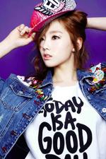 Girls' Generation Taeyeon I Got a Boy promo photo 2
