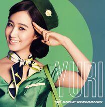 Girls & Peace 2nd Japan Tour Yuri Promo