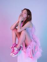 Taeyeon Something New promo photo 12