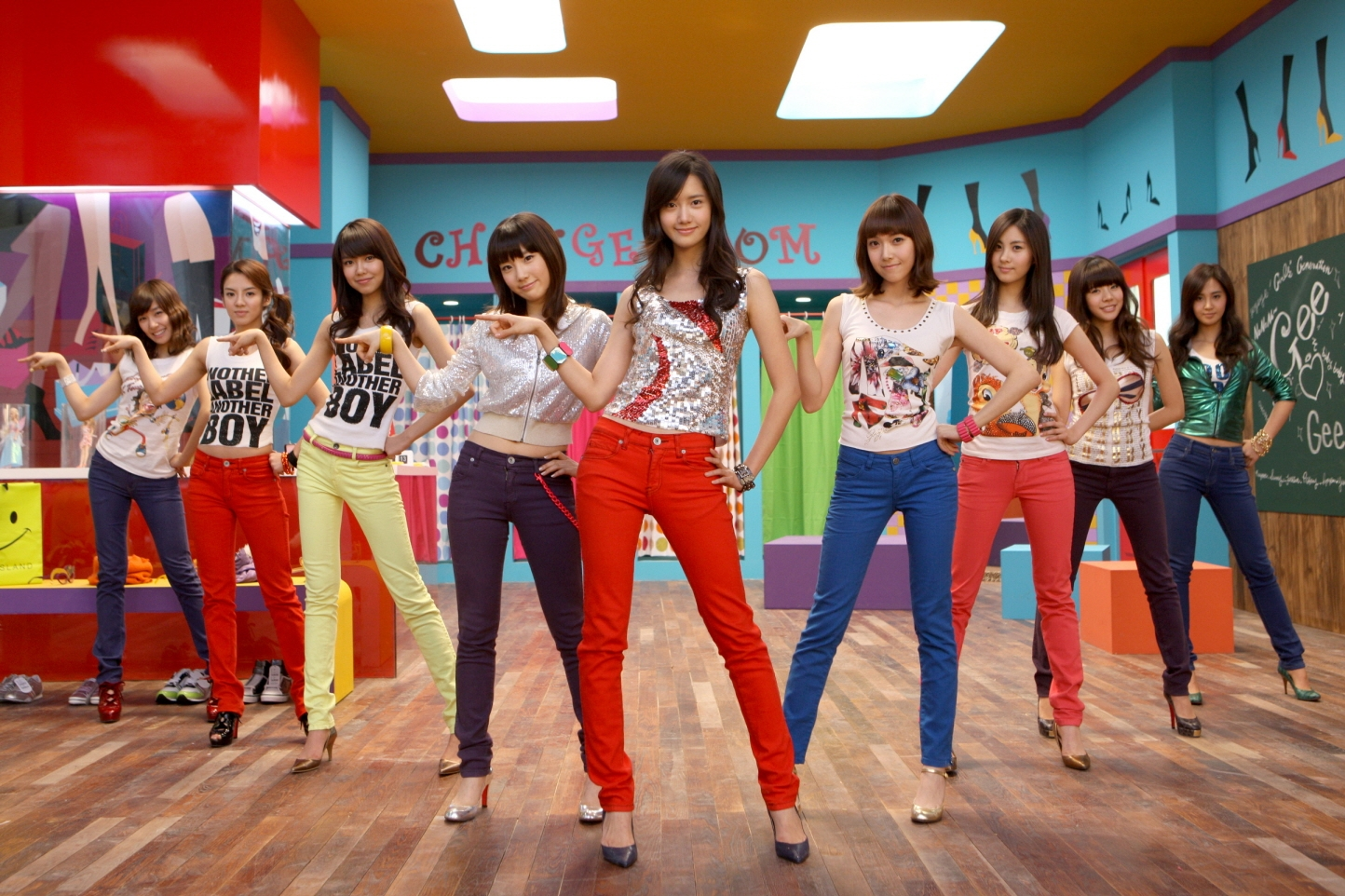 Dads Hookup Their Girls Generation Gee Gee