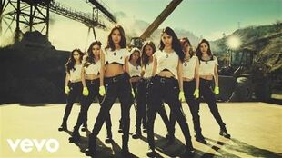 Girls' Generation 少女時代 - 'Catch Me If You Can' MV (Japanese Ver