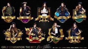 "Girls' Generation ""Show Girls"" MV (Japanese Ver"