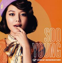 Girls & Peace 2nd Japan Tour Sooyoung Promo