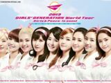 Girls and Peace World Tour