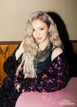 Hyoyeon Holiday Night Promo Picture