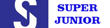 Super Junior Wordmark