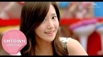Girls` Generation Gee music video