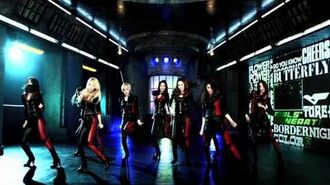 GIRLS`GENERATION少女時代 FLOWER POWER Music Video Dance Ver.