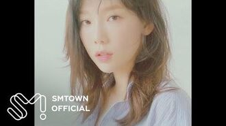 TAEYEON 태연 '겨울나무 (I'm all ears)' Special Video