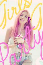 Girls' Generation Taeyeon Party promo photo