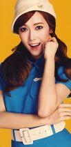 Girls & Peace 2nd Japan Tour Jessica Promo 4