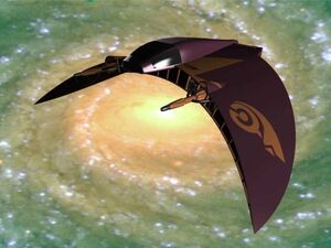 Centauri Star Fighter