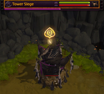 Tower siege header