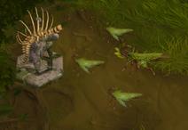 Leaf altar