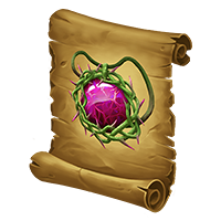 Good-HeroGearRecipe-GreenMan-ThornBarrage-DamageOverTime-Icon