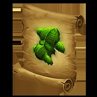 Good-HeroGearRecipe-Mandrake-AblativeBark-ManaRegen-Icon