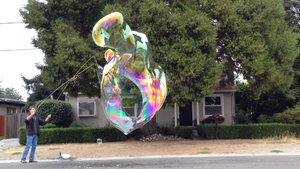 20120928 2764 first bubble loop forced open by pressure