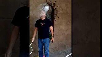 Testing Rick's Alternative Detergent (RAD)