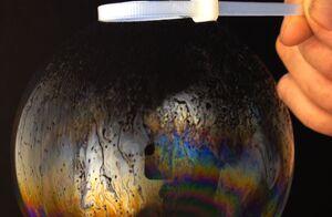 253 mr bubbles black film near end