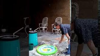 ECO AND KID FRIENDLY, BUBBLE EXPERIMENT by Rick Findley