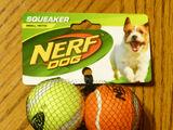 Squeaky ball vape blower