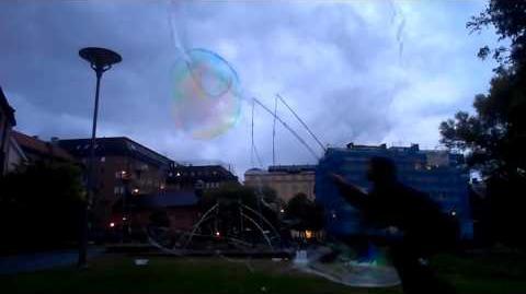 Evening Bubbles 2