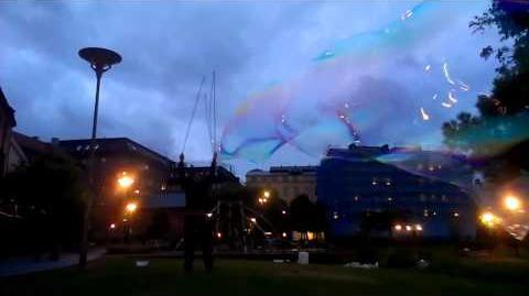 Evening Bubbles 1