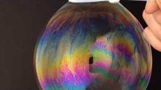 Bubble Profile Test - Mr Bubbles