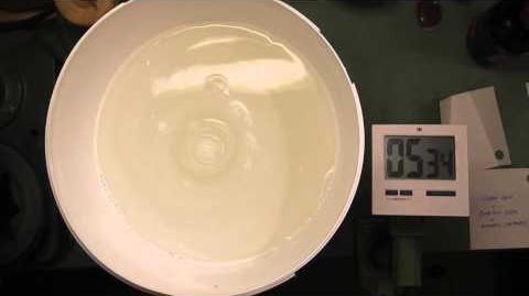 Giant Soap Bubbles - Mixing a simple Guar Juice