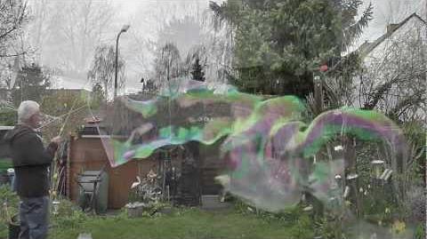 Giant Bubbles Guar mix