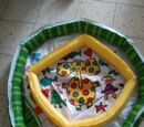 Baby Pool Moat How-To