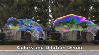 2015 01 Super Giant Bubble Color and Dilution Demo-1