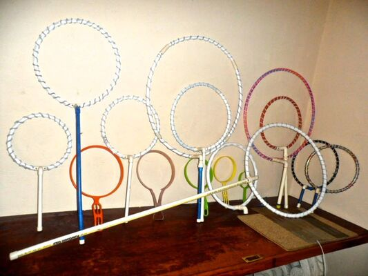 HOOP MAKING MADE SIMPLE