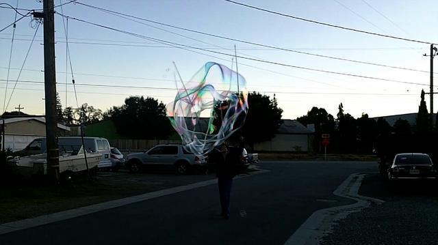 2011 02 26 Giant Bubble Test