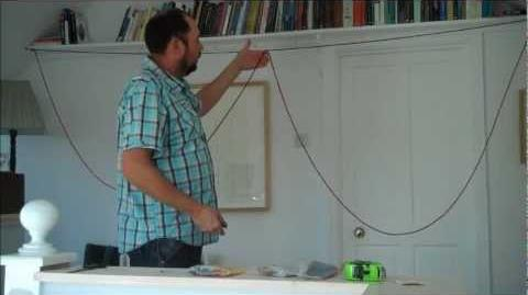 How to make a Bubble Garland by Lionel