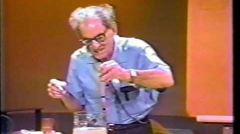 Julius Sumner Miller Lesson 9 - Soap Bubbles and Soap Films